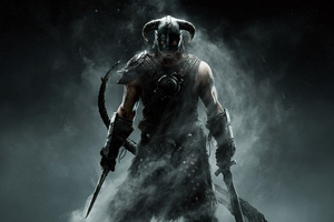 The Elder Scrolls V Skyrim 5k Wallpaper