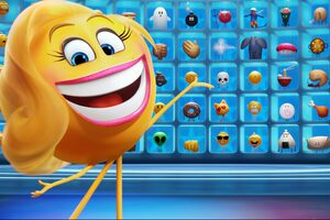 The Emoji Movie 2017 Wallpaper