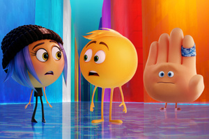 The Emoji Movie Wallpaper