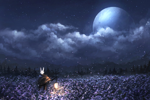 The Everlasting Night Of Farmer