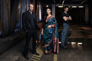 The Expanse Indian Lady Wallpaper