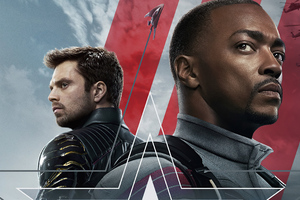 The Falcon And The Winter Soldier 2021 Wallpaper