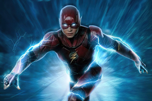 The Flash 2022 Movie 4k Wallpaper