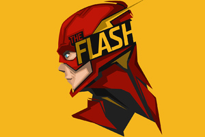 The Flash Abstract Art