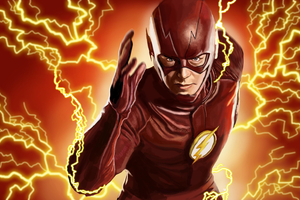 The Flash Art 4k