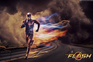 The Flash Artwork HD