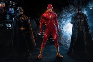 The Flash Movie 2022 Wallpaper
