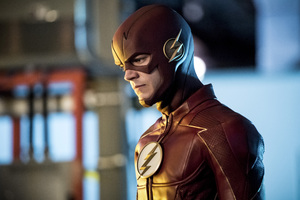 The Flash Season 4 4k 2017