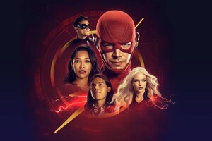 The Flash Season 7 2021 Wallpaper