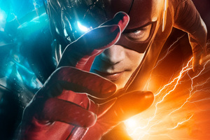 The Flash Tv Show 2017 Wallpaper