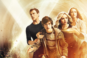 The Gifted 4k