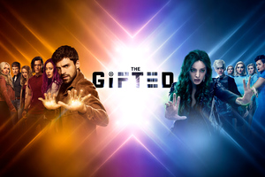 The Gifted Season 2 4k Key Art