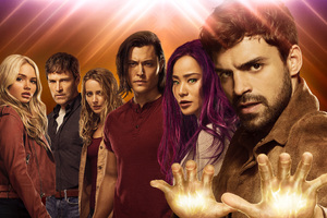 The Gifted Tv Series 4k