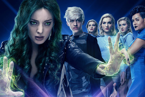 The Gifted Tv Show 4k