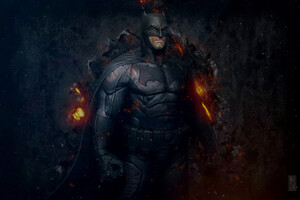 The God Damn Batman