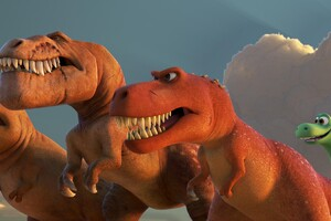 The Good Dinosaur 3 Wallpaper