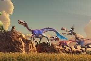 The Good Dinosaur 5 Wallpaper