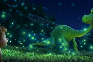 The Good Dinosaur Wallpaper