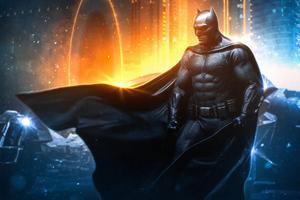 The Gotham Knight Wallpaper