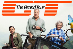 The Grand Tour Tv Series 2019 Wallpaper