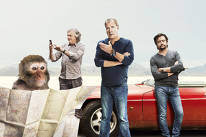 The Grand Tour Tv Series
