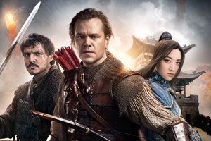 The Great Wall Movie 4k Wallpaper