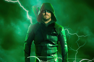 The Green Arrow 4k Wallpaper