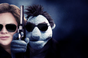The Happytime Murders Movie 5k