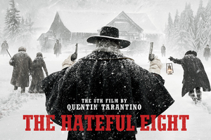 The Hateful Eight 2015 Wallpaper