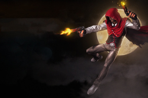 The Hood Marvel Contest Of Champions Wallpaper