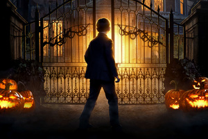 The House With A Clock In Its Walls 2018 Movie