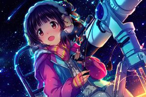 The Idolmaster Iku Nakatan 4k Wallpaper