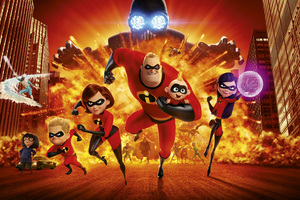 The Incredibles 2 10k