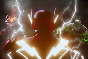 The Injustice 2 Battle With Batman And Atrocitus