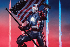 The Iron Man Infinity Wallpaper