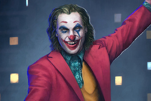 The Joaquin Phoenix Joker 4k
