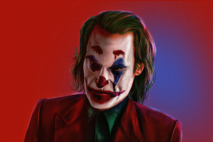 The Joker Joaquin Phoenix 4k Artwork