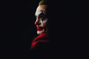 The Joker Joaquin Phoenix Dark 4k Wallpaper