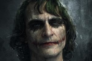 The Joker Joaquin Phoenix Wallpaper