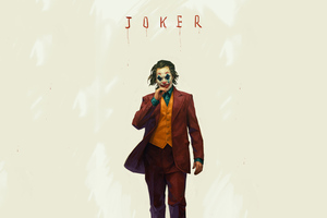 The Joker Legend Wallpaper