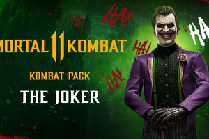 The Joker Mortal Kombat 11 Wallpaper