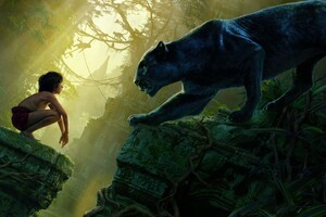 The Jungle Book HD Wallpaper