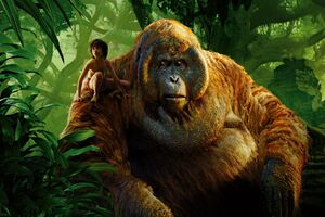 The Jungle Book Movie 2016 Wallpaper