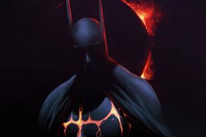 The Knight Of Gotham City Wallpaper