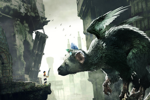 The Last Guardian 10k Wallpaper