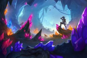 The Last Kaleidosaur Hearthstone Heroes of Warcraft Wallpaper