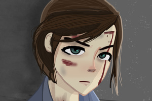 The Last Of Us 2 Ellie Fan Art 5k