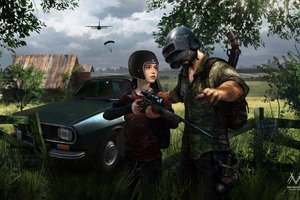 The Last Of Us As Pubg Character