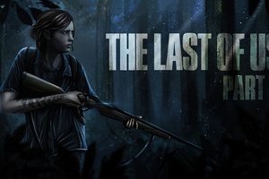 The Last Of Us Part II 4k Artwork Wallpaper