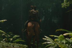 The Last Of Us Part II Game Art 4k